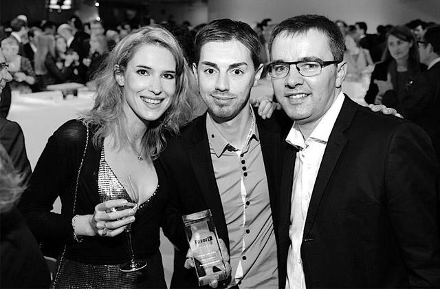 Pompe-a-biere.com, élu meilleur espoir du ecommerce en 2011 avec Antoine Fernagut